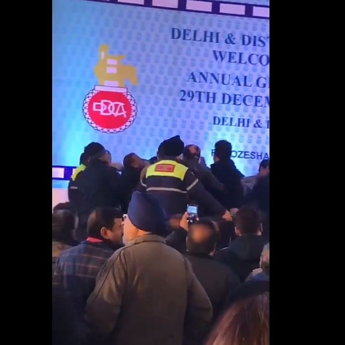 'Shameful and pathetic': Twitterati react to fist fight at DDCA's AGM