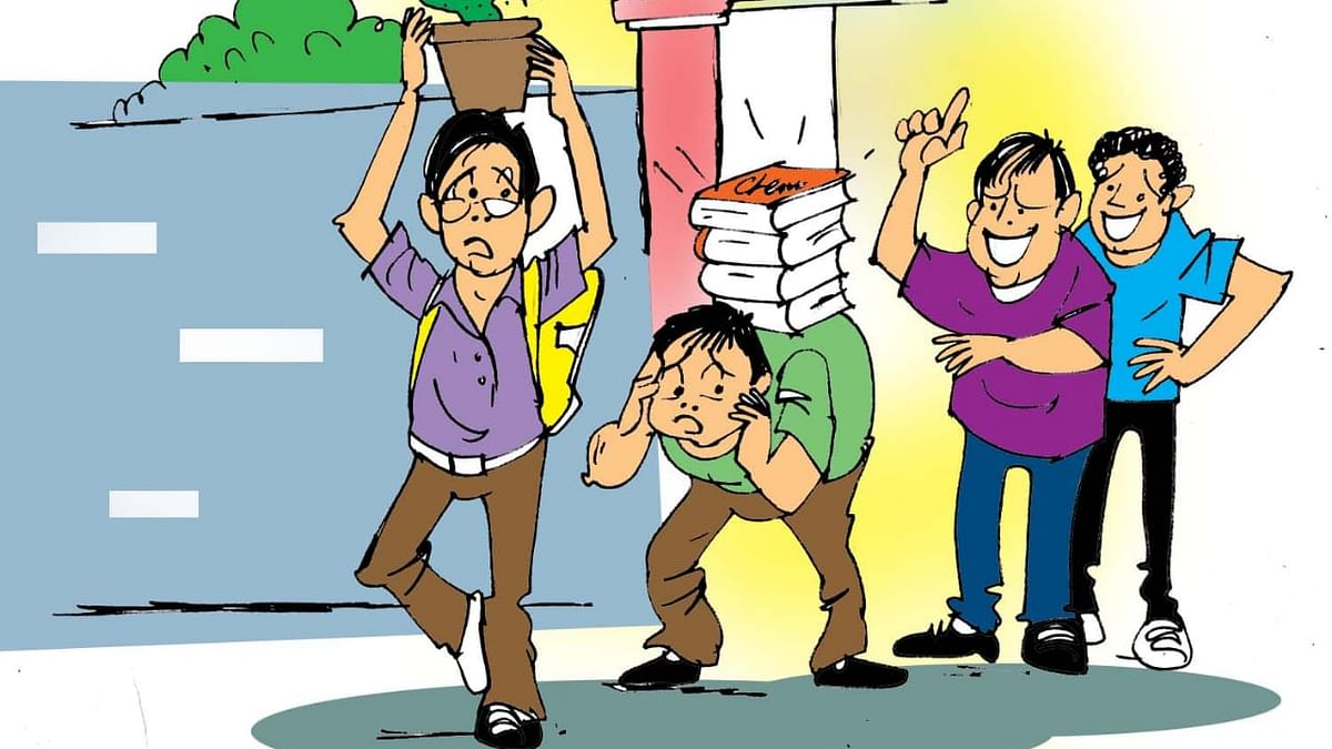 Ragging unstoppable in MP, record 132 plaints in 2019