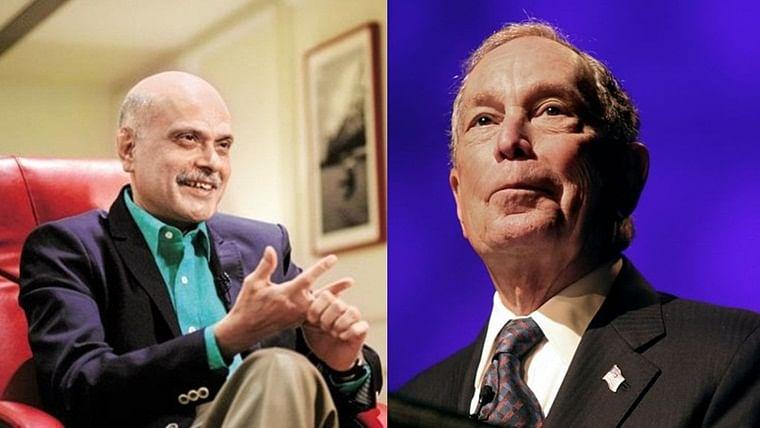 Is Bloomberg's joint venture with Raghav Bahl's Quintillion Media set to break?