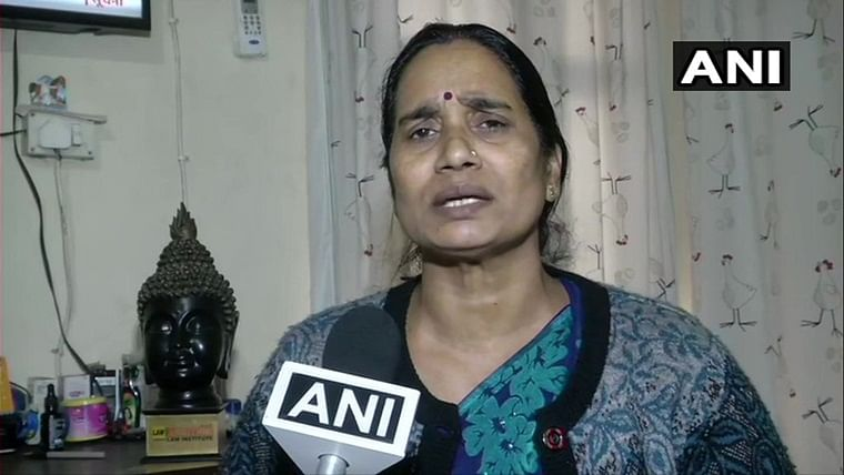 Nirbhaya's mother denies reports joining Congress