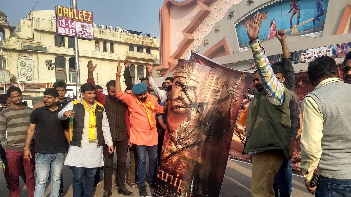 Watch: Hanuman Beniwal demands ban on Panipat in Lok Sabha