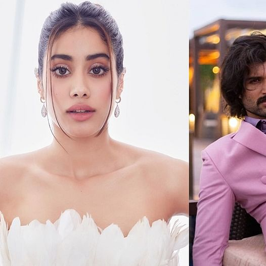 Santa Karan Johar: Janhvi Kapoor's wish of working with Vijay Deverakonda to come true?