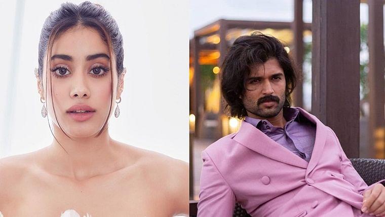 Santa Karan Johar: Janhvi Kapoor's wish of working with Vijay Deverakonda to come true?