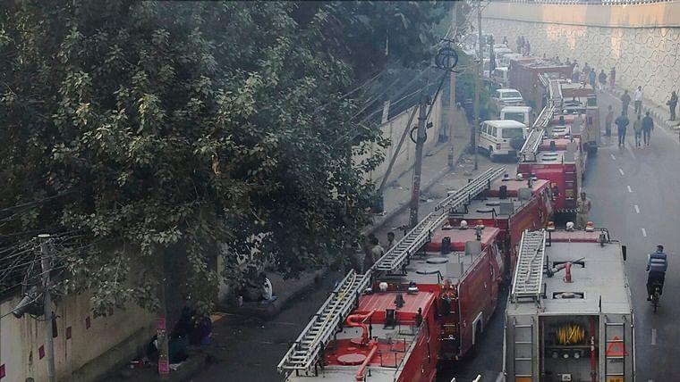 Delhi govt orders probe in Anaj Mandi fire incident; seeks report in seven days
