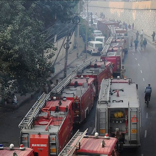 Delhi govt orders probe in Anaj Mandi fire incident; seeks report in seven days