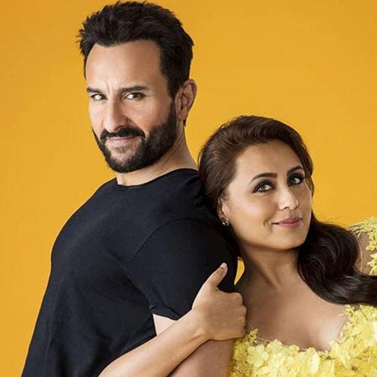 'Hum Tum' pair Saif Ali Khan and Rani Mukerji reunite for 'Bunty Aur Babli 2'