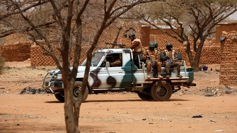 35 civilians, 80 terrorists killed in attack in Burkina Faso