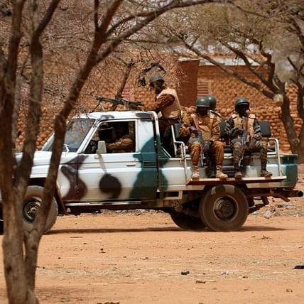 35 civilians, 80 terrorists killed in attack in Burkina Faso