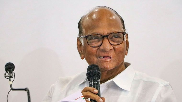 Ajit has confessed that allying with BJP was a mistake: Sharad Pawar
