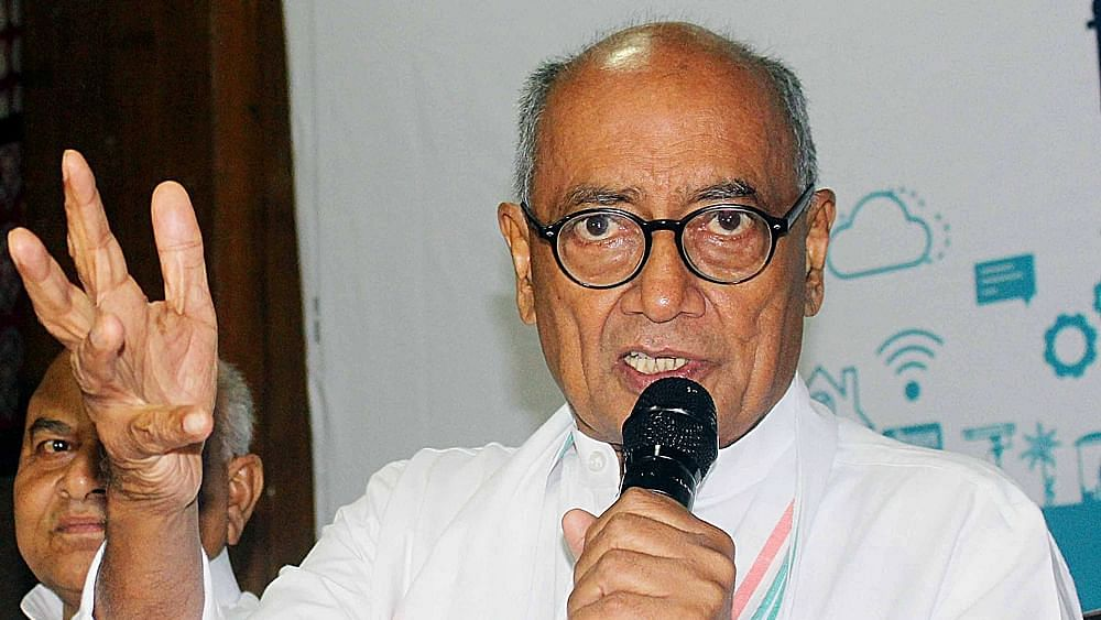 Bhopal: Digvijaya Singh asks CM Kamal Nath to form panel on colonies developed in last 20 yrs