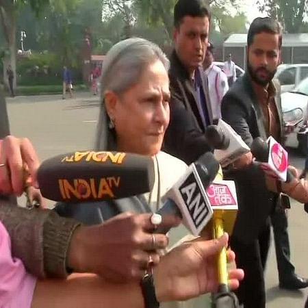 'Der aaye durust aaye': Jaya Bachchan on Hyderabad encounter