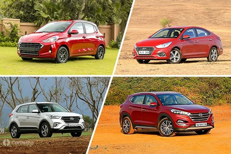 Hyundai Year-end Offers: Benefits Of Up To Rs 95,000 On Creta And Even More On Tucson