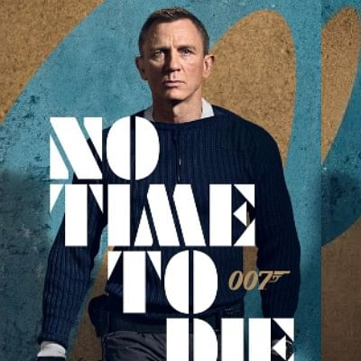 You have 'No Time to Die' as makers release posters of 25th James Bond film ahead of trailer release