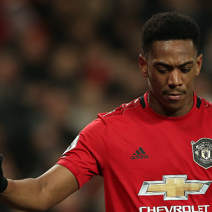 Watch: Why did Anthony Martial get a red card against Tottenham Hotspurs?