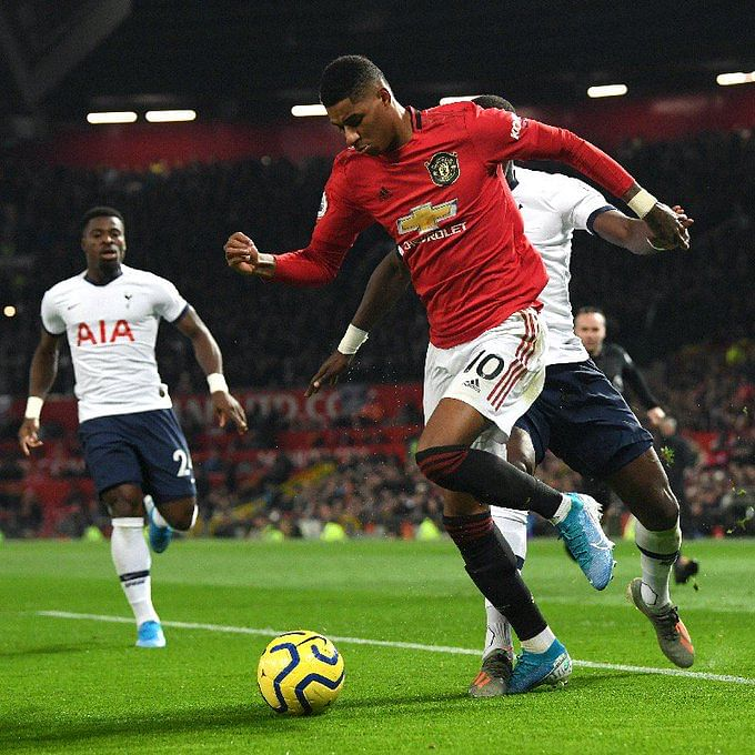 """Doubters just spur me on': Marcus Rashford said after Manchester United vs Tottenham"