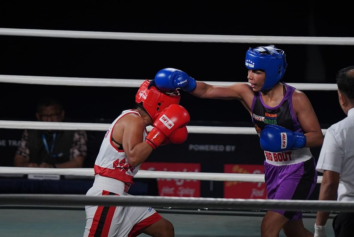 Indian Boxing League: NE Rhinos escape to victory