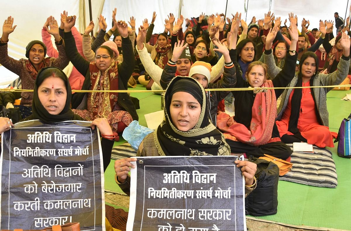 Bhopal: Choice filling by guest scholars till Jan 16