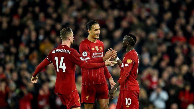 Liverpool captain Jordan Henderson feels 'very safe' as club resumes training amid coronavirus crisis