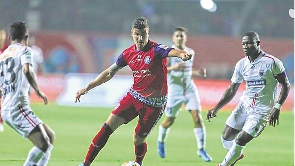Indian Super League: NorthEast United hold Jamshedpur FC