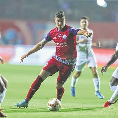 Indian Super League: NorthEast United hold Jamshedpur FC