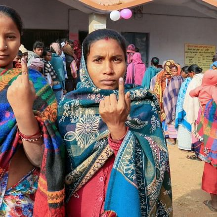 Jharkhand last phase polling peaceful, 70.83% turnout