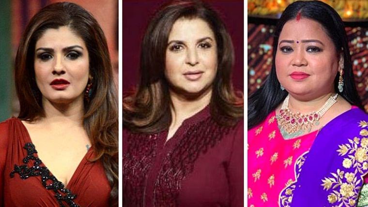 'Hallelujah': Punjab Police book Raveena Tandon, Farah Khan and Bharti Singh for 'hurting religious sentiments'