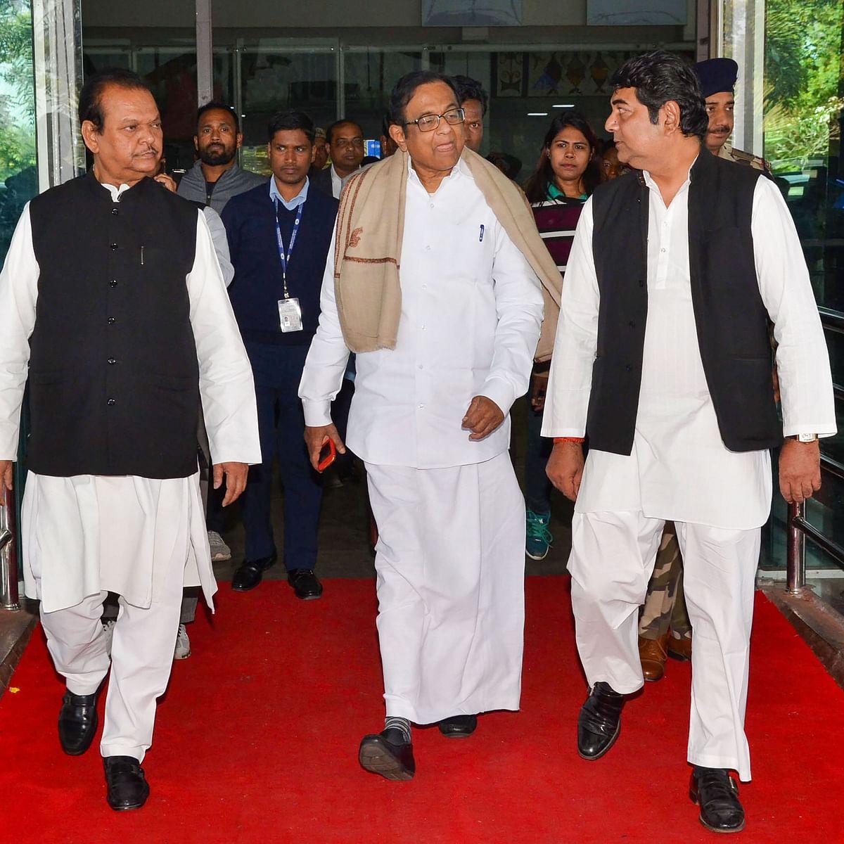 P Chidambaram seeks thorough probe