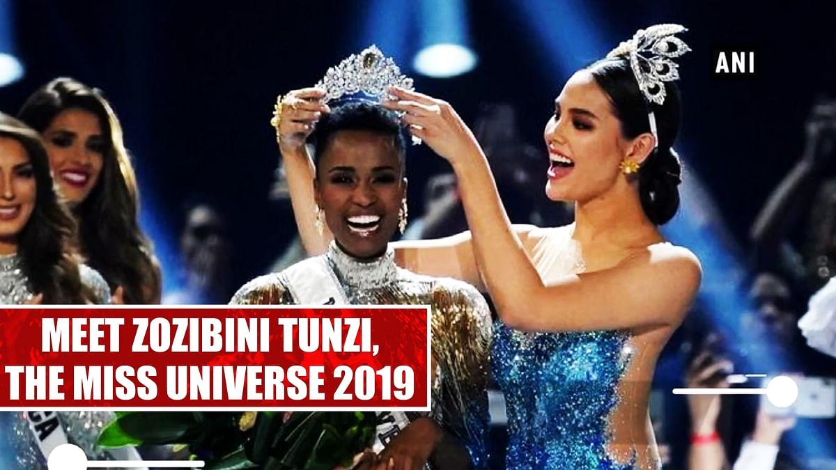 Meet Zozibini Tunzi, the Miss Universe 2019