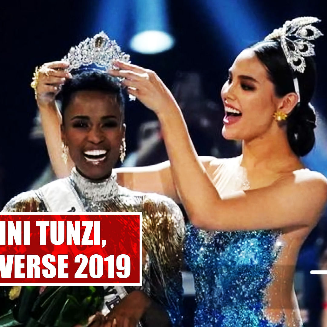 Meet Zozibini Tunzi, the Miss Universe 2019