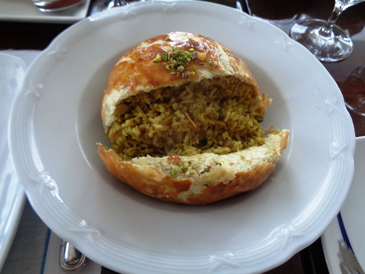 Food Review: A languorous Lebanese lunch