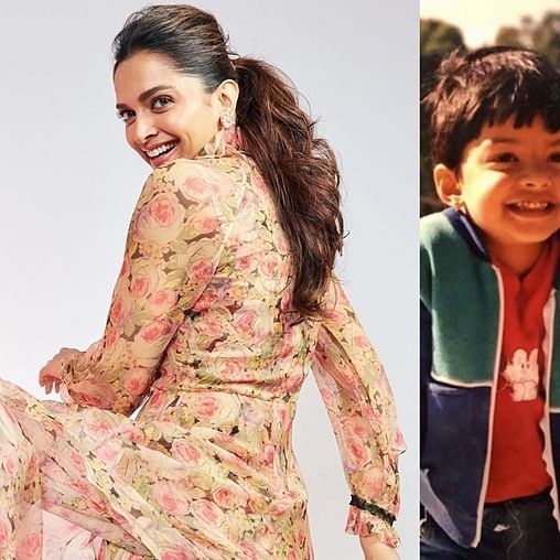 Deepika Padukone shares her version of 'Humpty Dumpty' with cute childhood pic