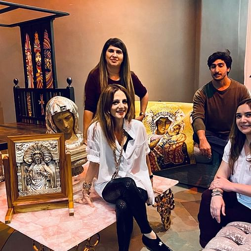 Healing harmony: Christian Vintage art adds meaning to life