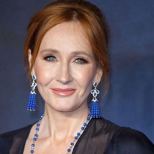 JK Rowling slammed for transgender remarks