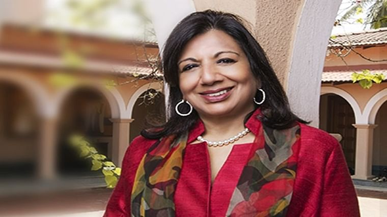 'Why is all criticism anti-national?': Kiran Shaw calls Bajaj 'voice of corporate India'