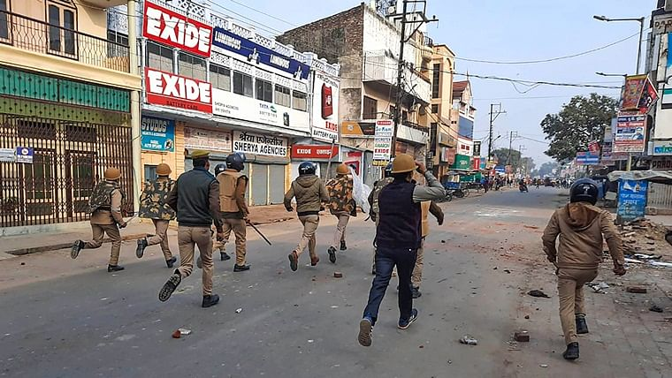 65 arrested, 350 booked for violence during CAA protests in Ghaziabad
