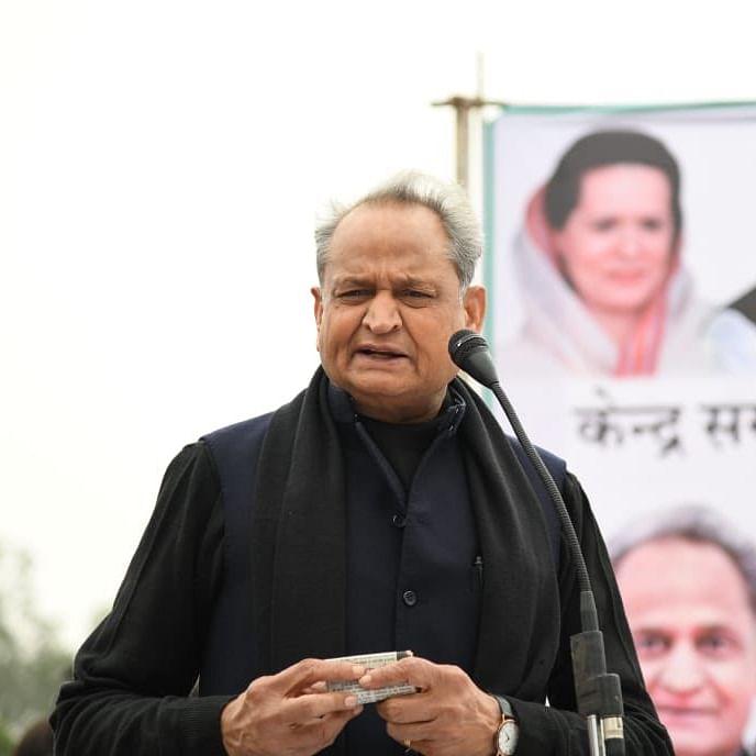 Rahul Gandhi only alternative to Modi, says Gehlot