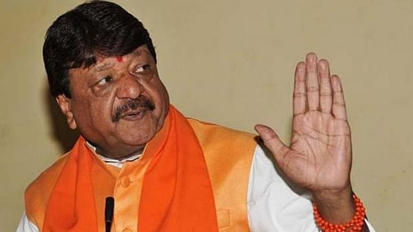 BJP general secretary Kailash Vijayvargiya