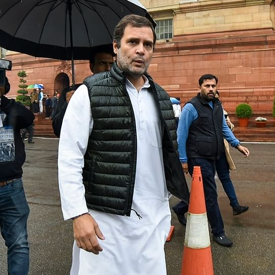 My name is not 'Rahul Savarkar', will never apologise for truth: Rahul Gandhi