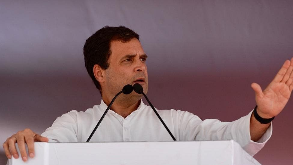Modi-Shah live in their own world and fantasise about things: Rahul Gandhi criticizes govt over economic slowdown