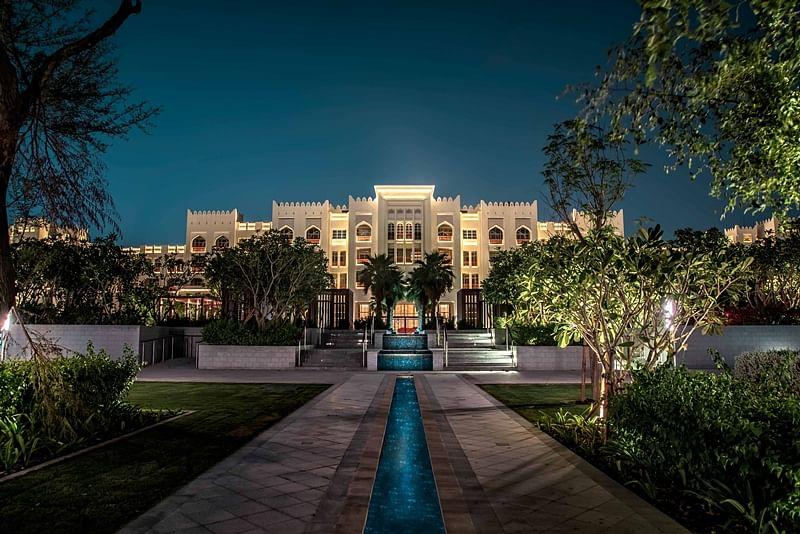 Three best resorts in Doha