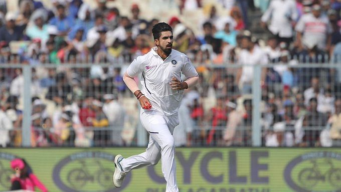Happy Birthday Ishant Sharma: When the pacer equalled Zaheer Khan's magnificent Test record