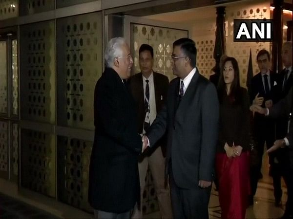 Portuguese PM arrives in India to attend meeting on Gandhi's 150th birth anniversary celebrations