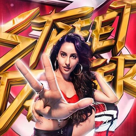 Nora Fatehi looks battle ready in new poster of 'Street Dancer 3D'
