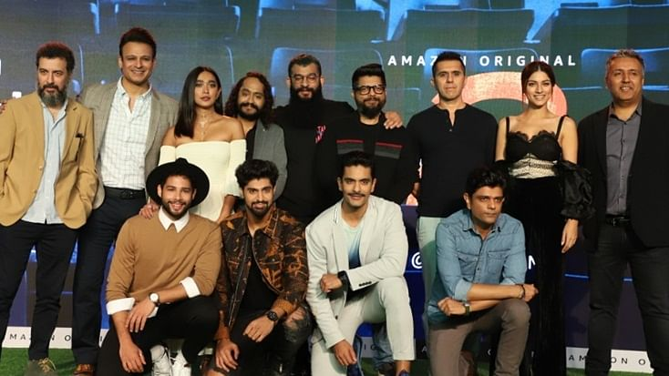 Inside Edge 2: Siddhant Chaturvedi, Sayani Gupta, Vivek Oberoi make for a happy bunch