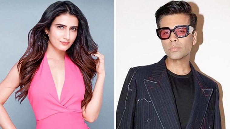 Fatima Sana Shaikh to team up with Karan Johar for upcoming short film?