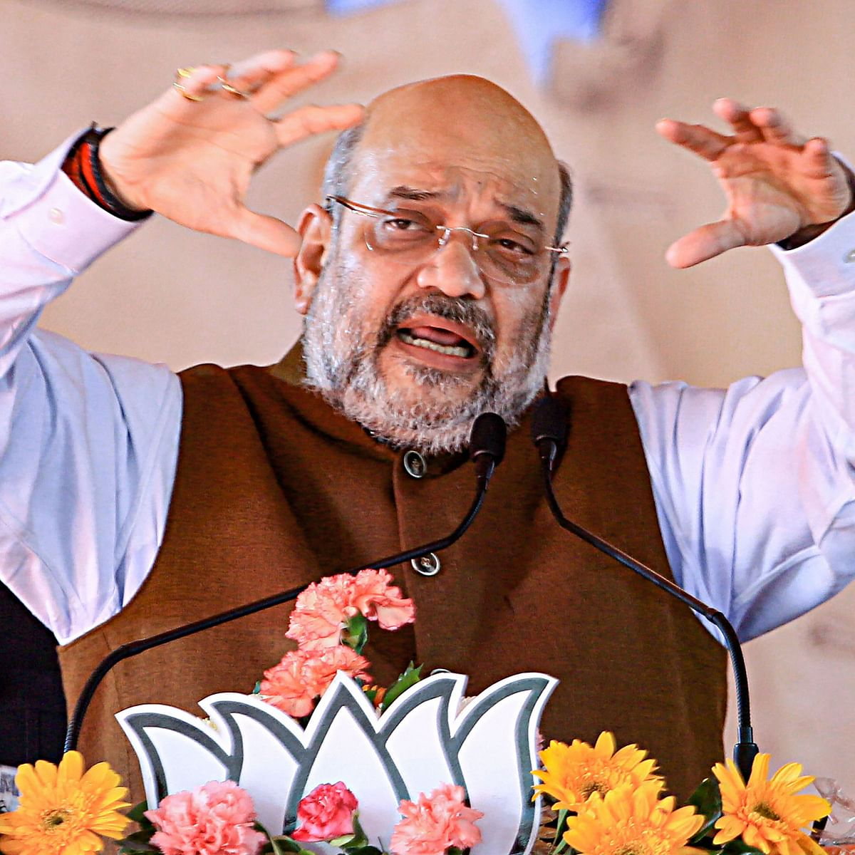'Rahul baba, I have come to challenge you - read CAA': Amit Shah attacks Congress