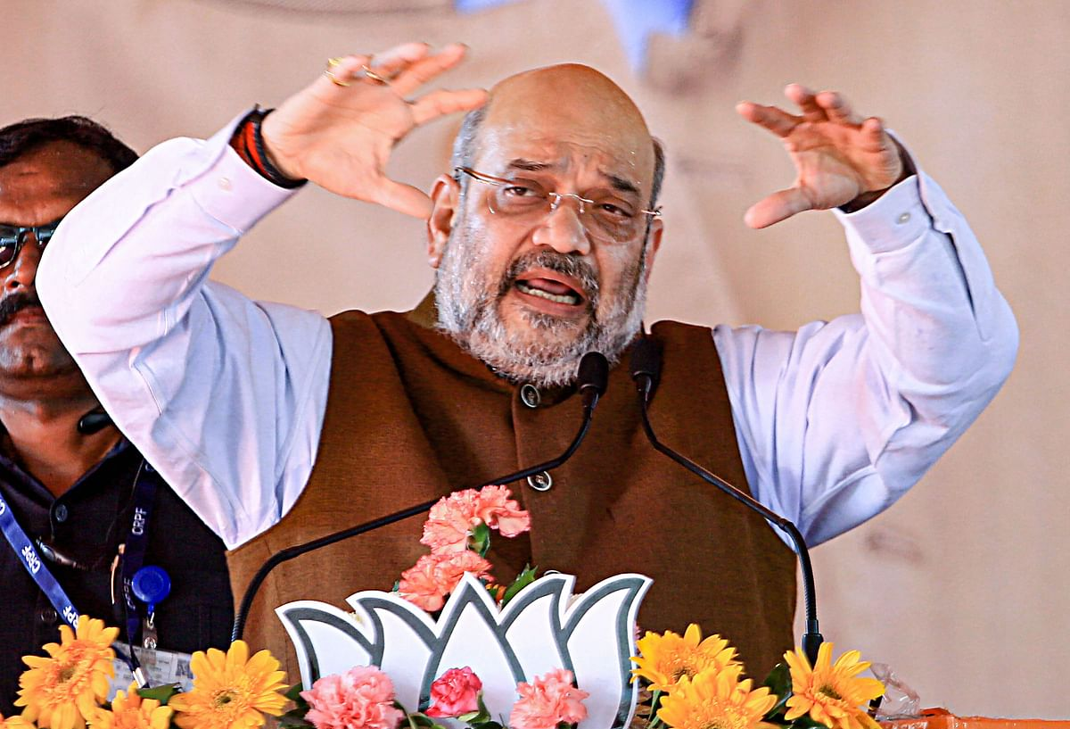 Despite previous contradictions, Amit Shah says no relation between NPR and NRC