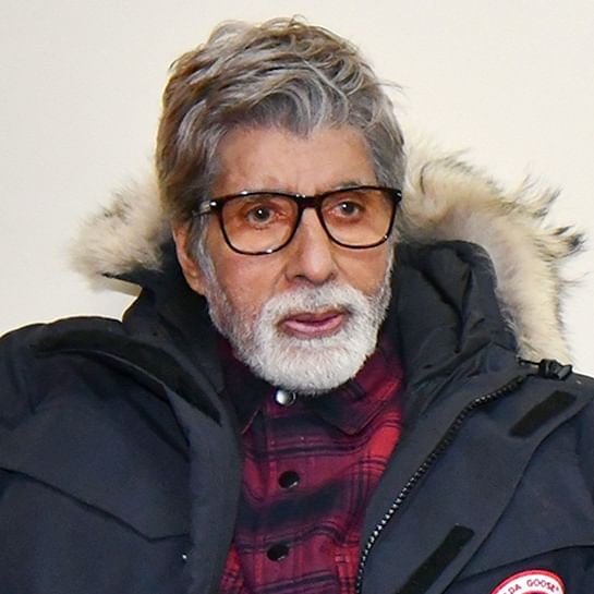 'My respect and respectability will not be judged by you...': Amitabh Bachchan hits out at critic