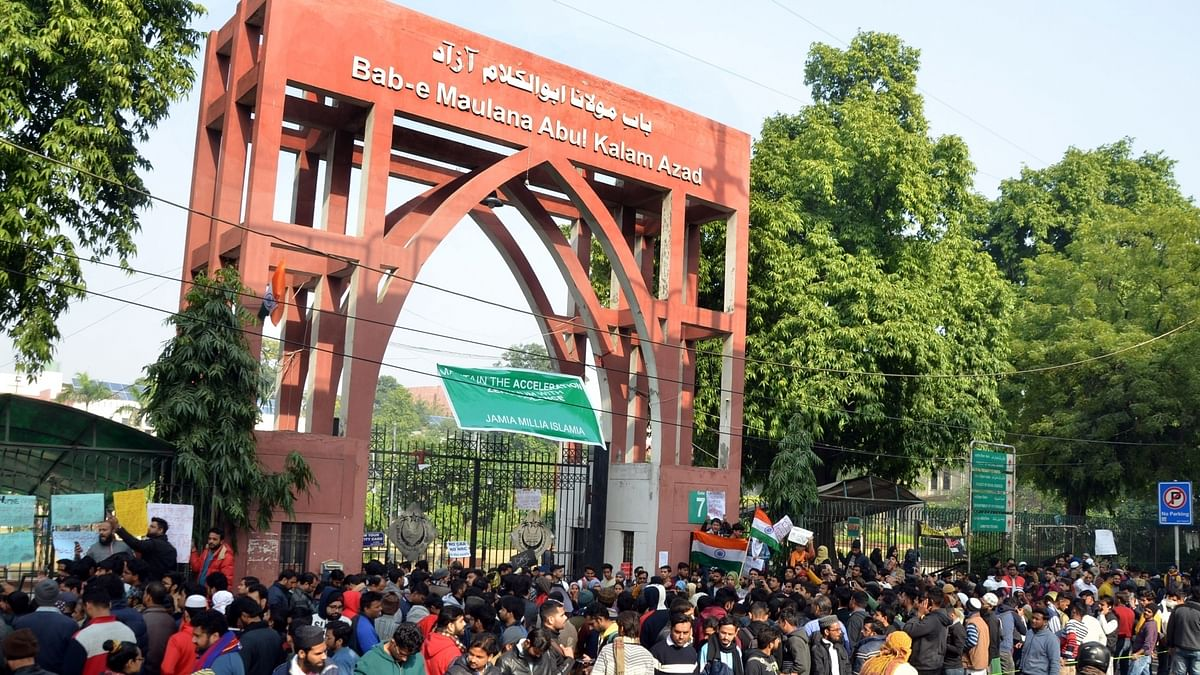Jamia university demands judicial probe into unauthorised entry and brutality by Delhi police on students