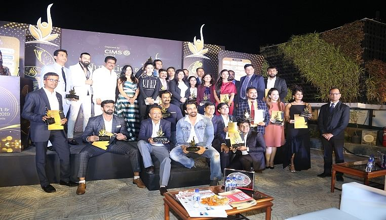 5th Grand Edition of Nutrition & Wellness Awards felicitates achievers in the industry